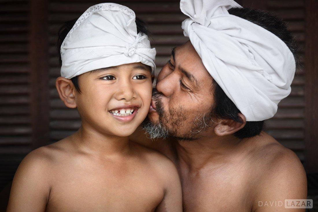 6. David Lazar Bali - Portraits