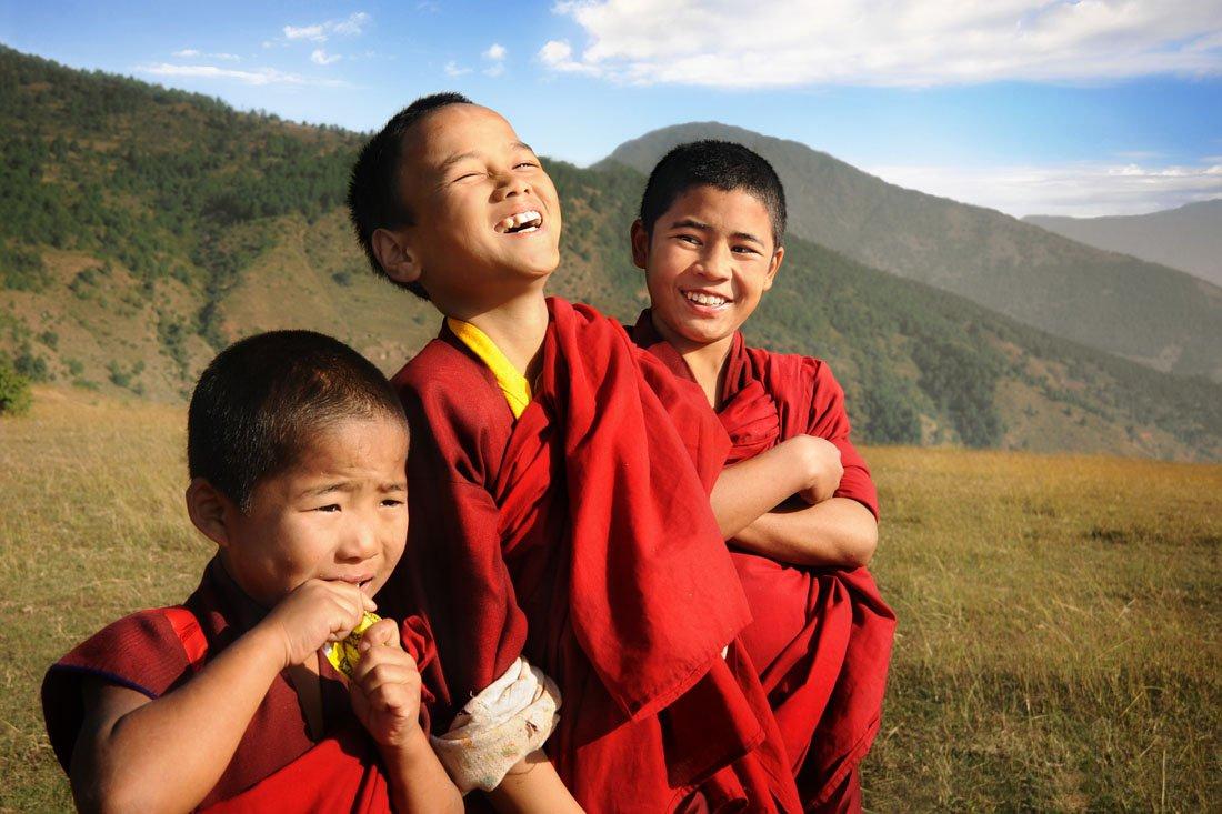 05-David-Lazar-Happy-Novice-Monks