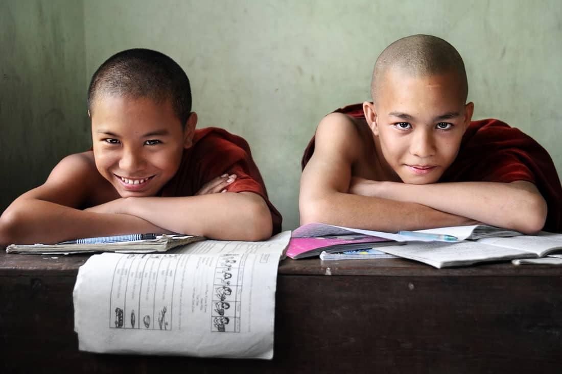 33-David-Lazar-Monks-in-school