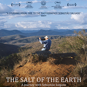 Film about photographer Salgado