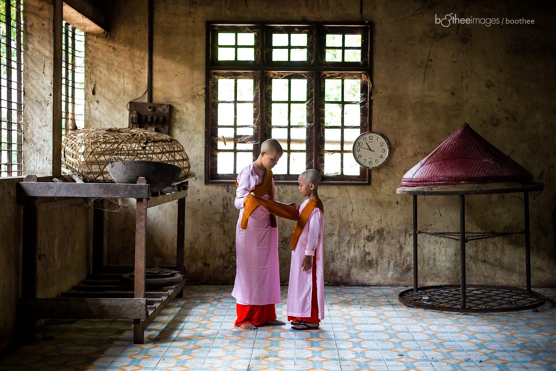Boothe Thaik Htun is a Burmese photojournalist