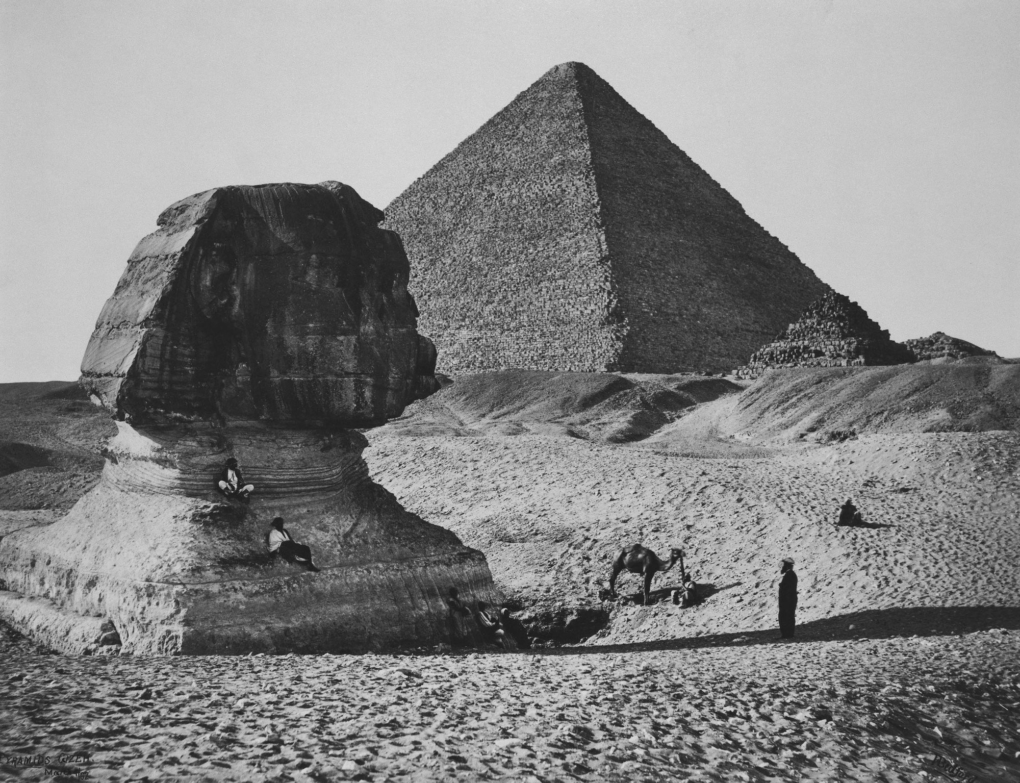 Francis Bedford was the first ever travel photographer