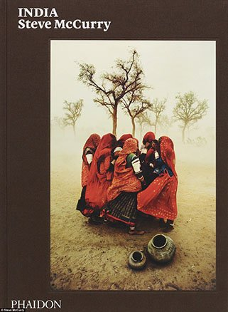 McCurry-India Photo Book