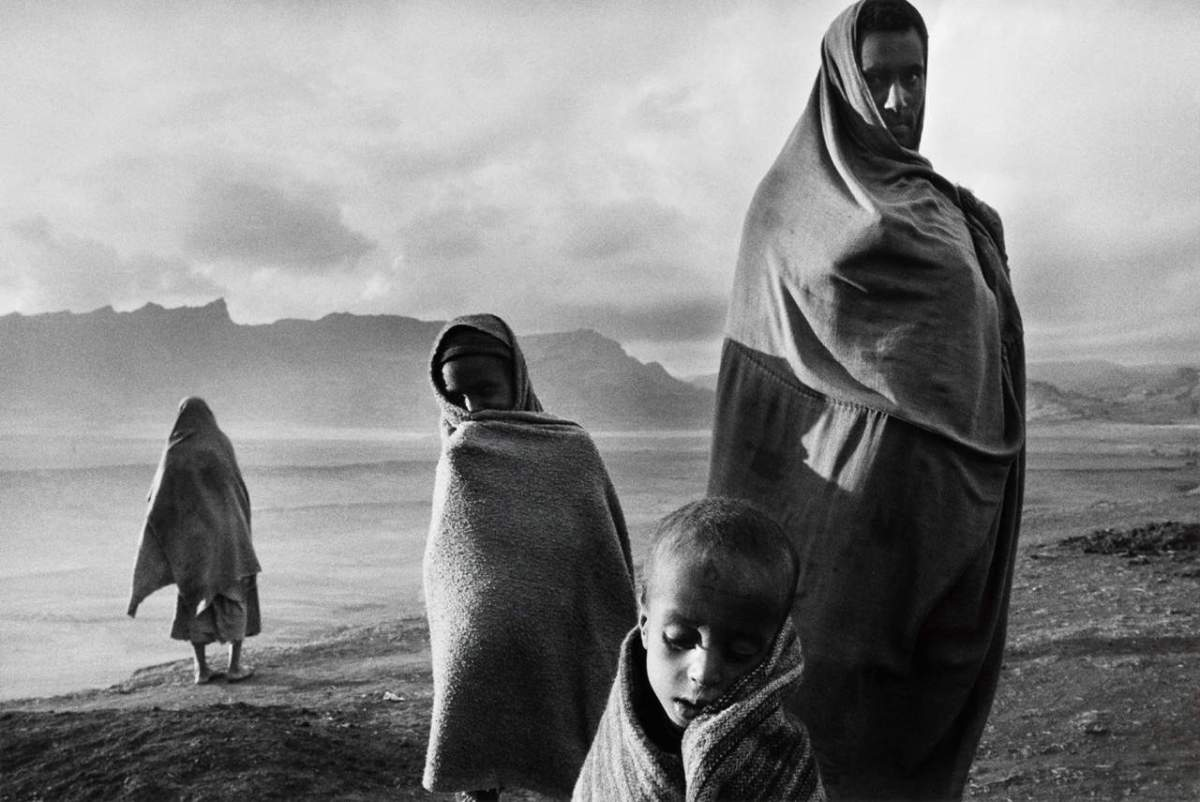 Sahel famine - Salgado