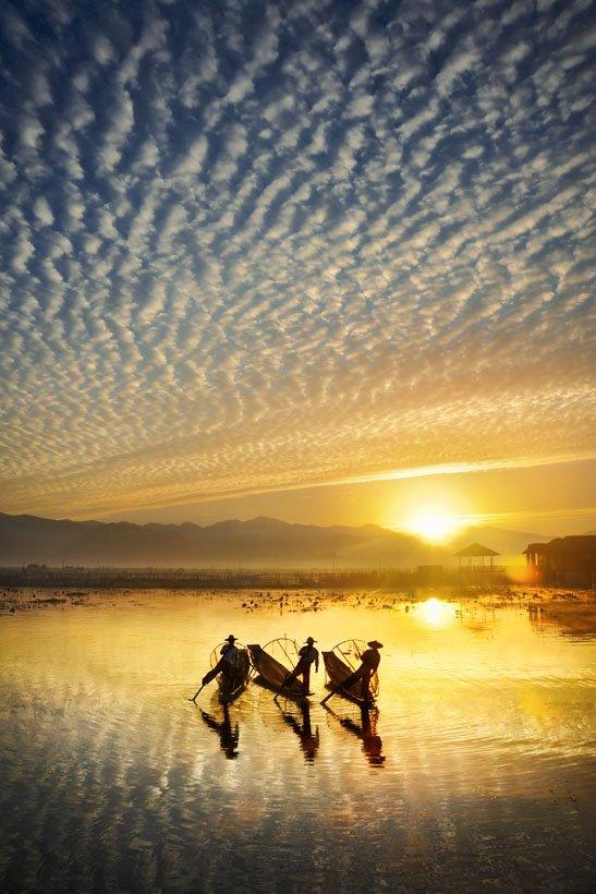 11-David-Lazar-Fishermen-Silhouettes