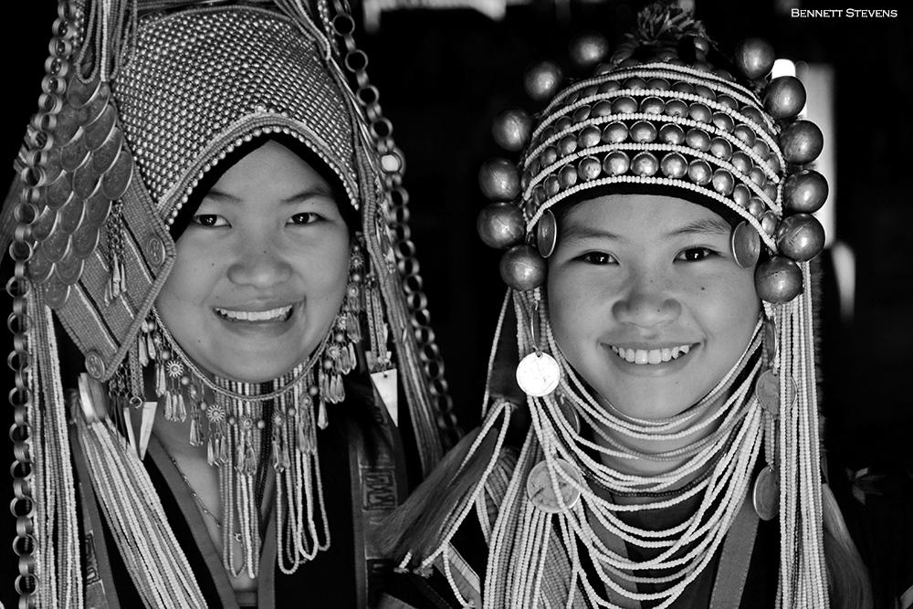 Bennett-Stevens_Akha-girls-Myanmar