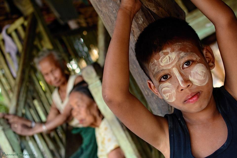 Rakhine-Boy_Thanaka_Bennett-Stevens