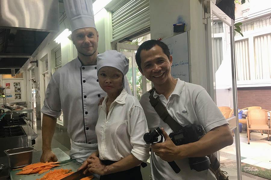Dep, Chef, Nguyen Vu Phuoc