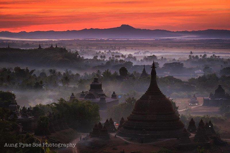 A.P.-Soe_Mrauk-U-Myanmar