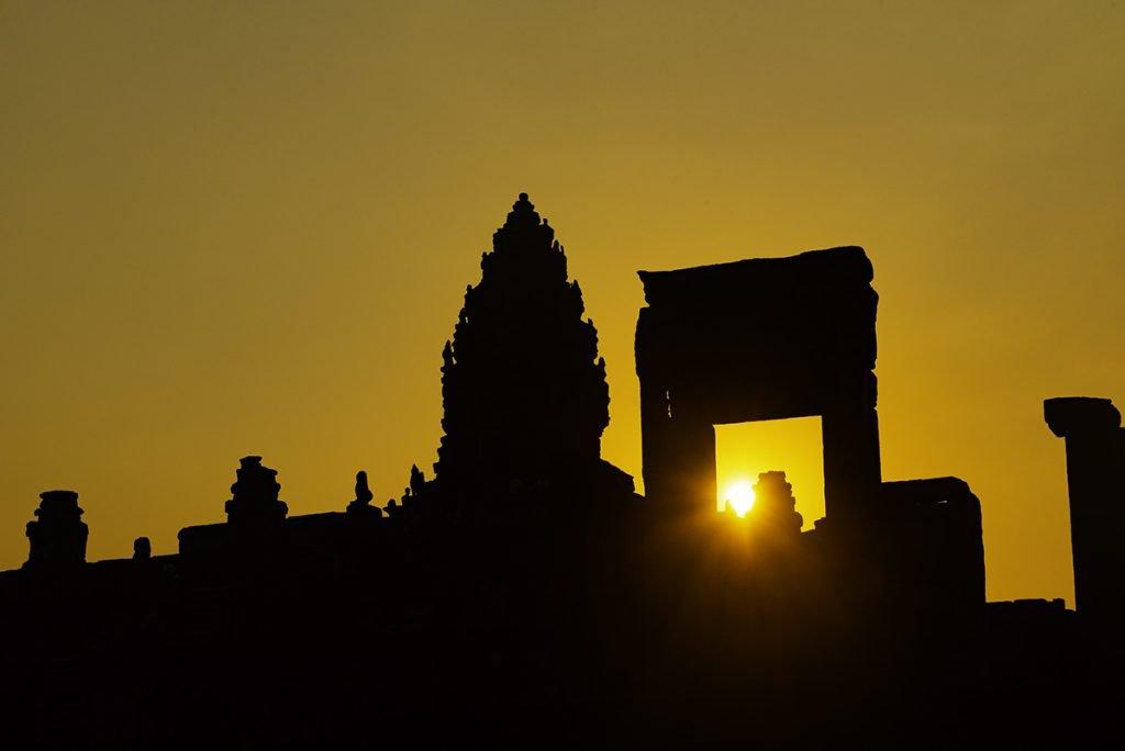 5. Bakong Sunset_Kimleng-Sang