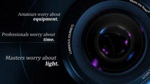 Luminous Journeys lens