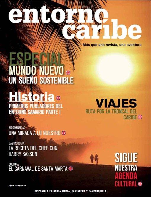 Cover - Entorno Caribe 2