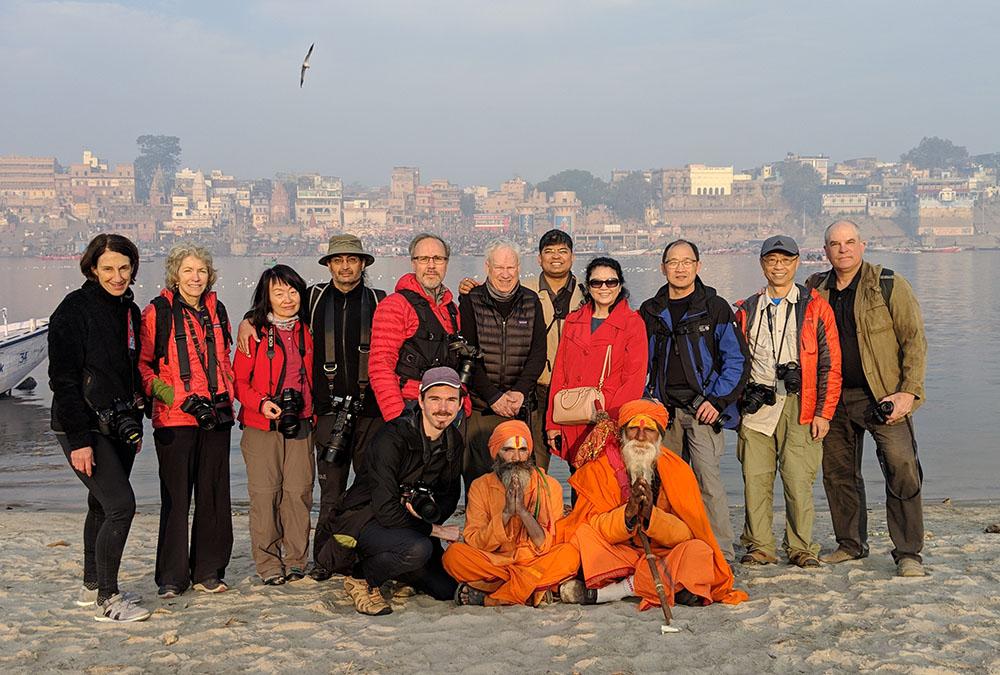 Luminous Journeys India Participants