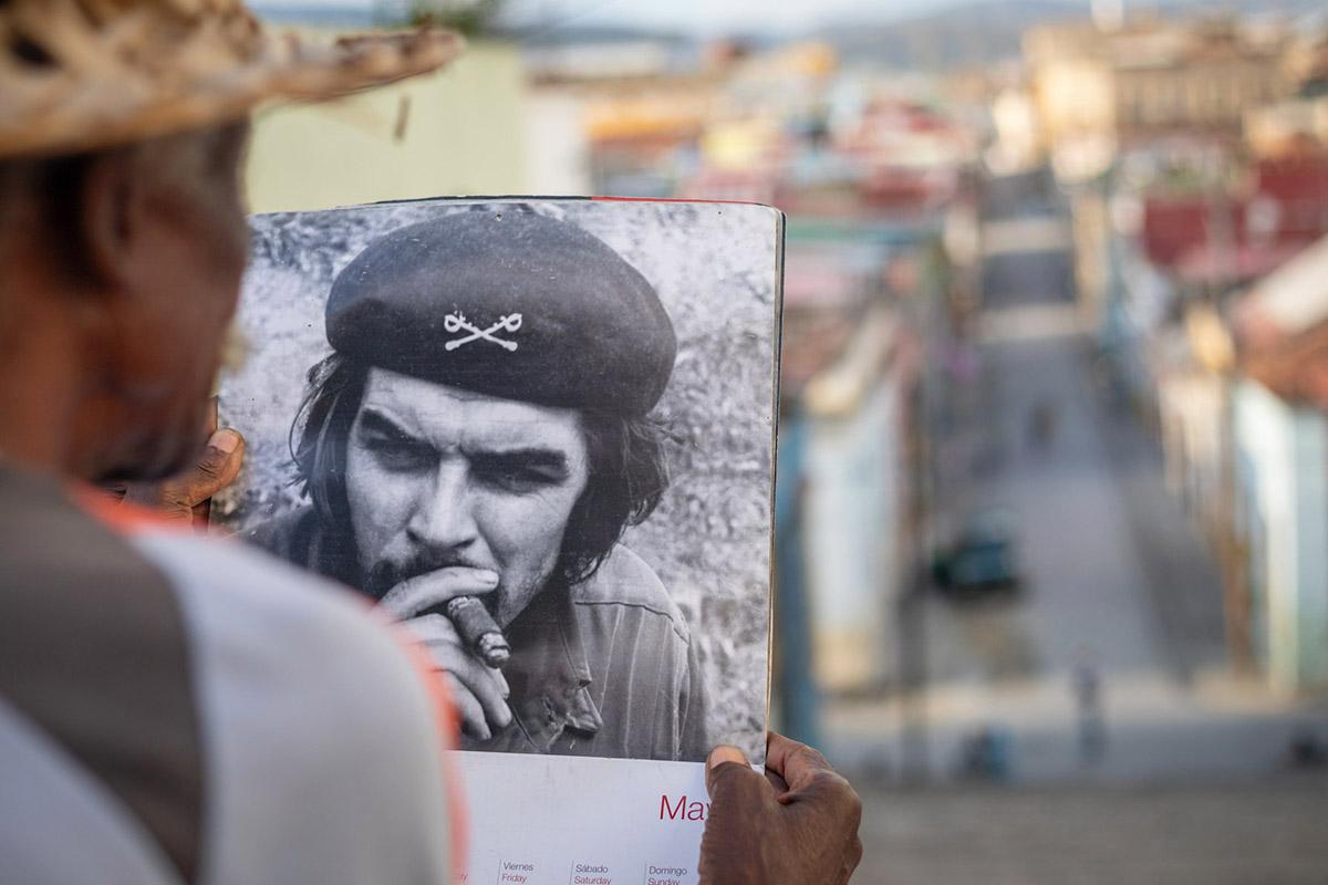 Cuba Che Tristan Quevilly Cuba Photo Tour