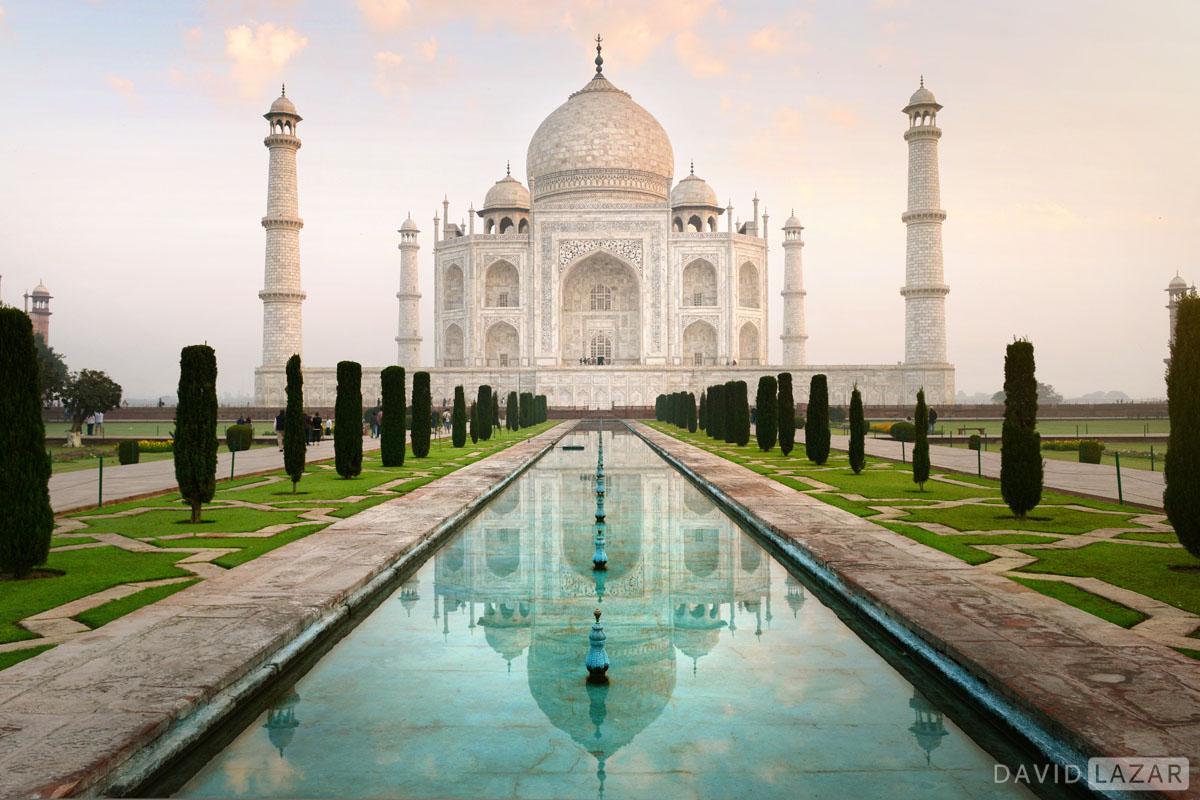 Classic Tajmahal India Photo Tour