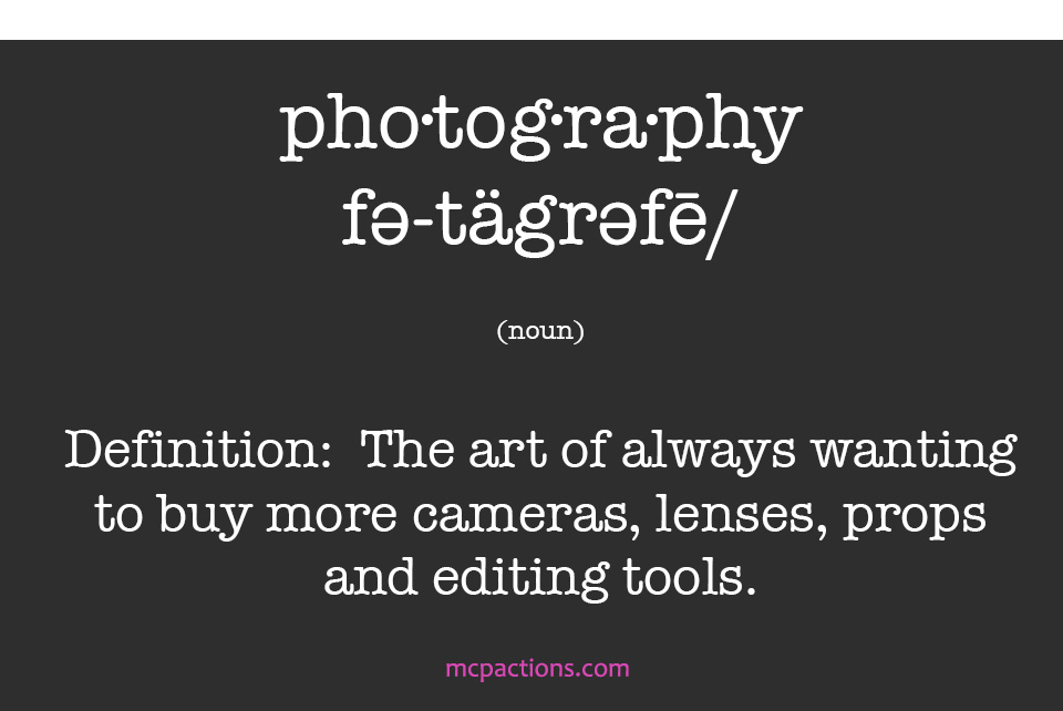 Definition of photography